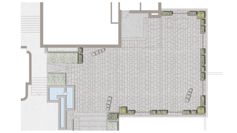 Planung Platz vor Turmstübli